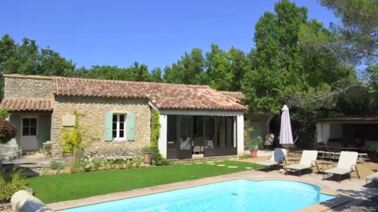 Vacances luberon location maison de campagne lacoste - Location maison avec piscine luberon ...