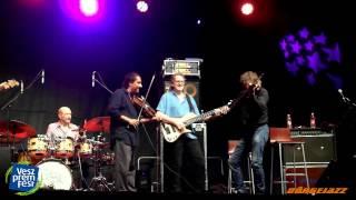 "Mike Stern Band feat Frankie Látó ""Miles Davis - Jean Pierre"" Veszprém-fest 2015"