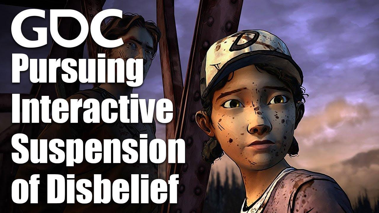 Pursuing Interactive Suspension of Disbelief
