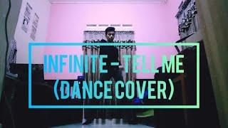 인피니트 (INFINITE) 'TELL ME' || DANCE COVER BY NEPP || FROM MAL…