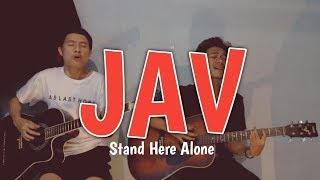 Download Mp3 Stand Here Alone - Jav  Cover Zulian & Reghan