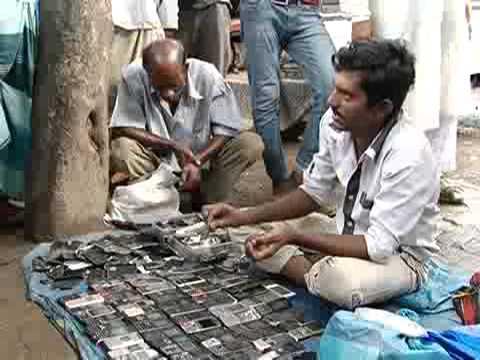 E-waste view on Bangladesh