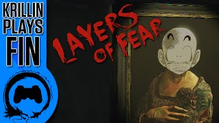 Layers of Fear - FINALE - Krillin Plays (TeamFourStar)