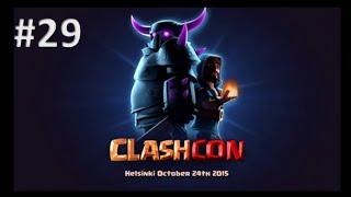 Clash of Clans Clashcon 2015 Helsinki - Wichtige Infos und Vorschau - Gameplay [deutsch/german]