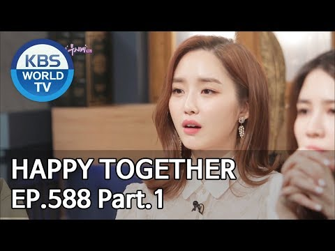 Happy Together I 해피투게더 EP.588 Part.1[ENG/2019.05.23]