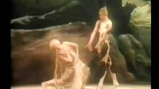 Rudolf Nureyev dança