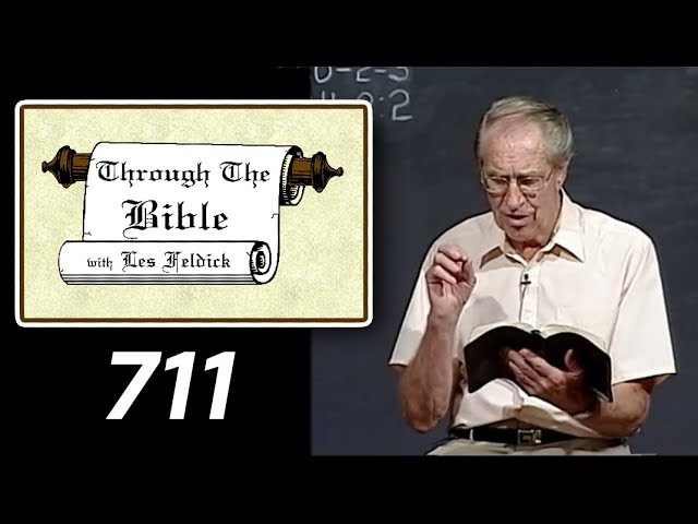 [ 711 ] Les Feldick [ Book 60 - Lesson 1 - Part 3 ] Isaiah 1:1-2:2 |a