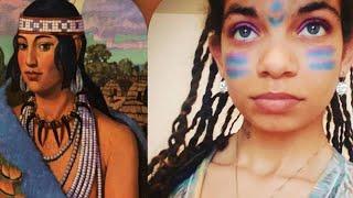 Woman Says She's The Reincarnation Of Pocahontas