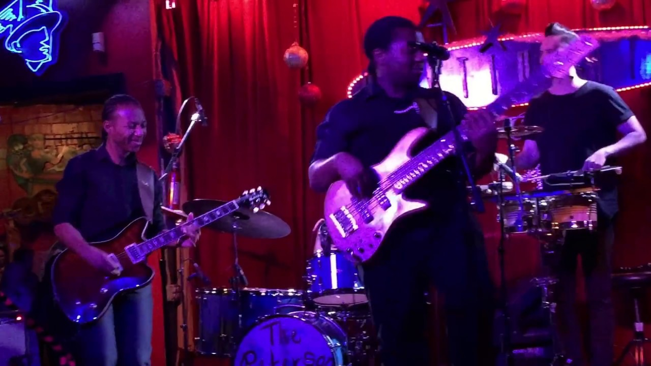 Peterson Brothers Band @ Continental Club, Austin TX 12/19/2016