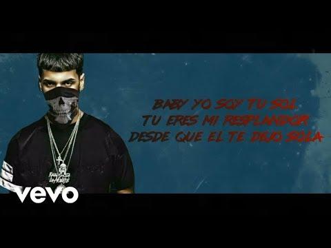 Farruko - Oscuridad Ft Anuel AA (Video Lyric)