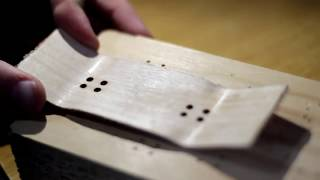 How it's Made : Wolfb Fingerboards