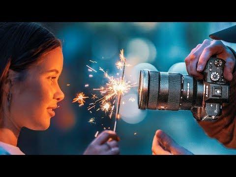EASY Sparkler Photography TRICK