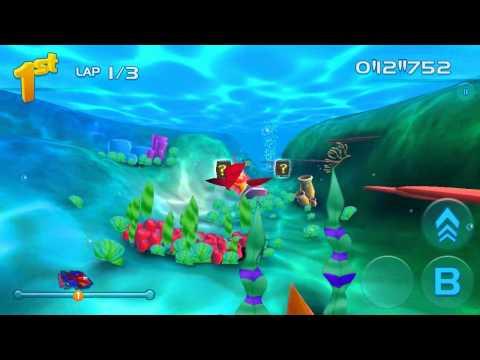 Jett Tailfin Racers THD - Gameplay