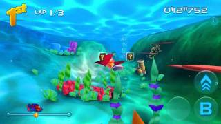Jett Tailfin Racers THD - Gameplay