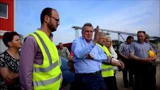 Spotkanie w kopalni kruszywa w Drahlach