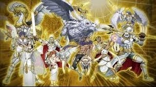Yugioh Lightsworn Deck Profile January 14 2014