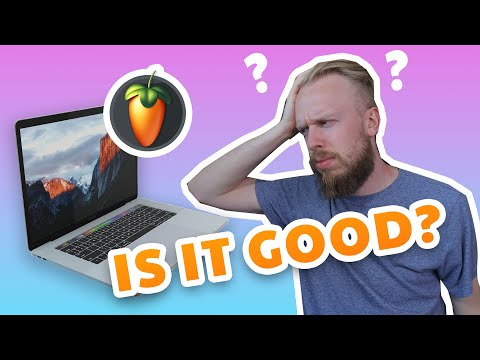 FL Studio 20 Review on Mac - Looks Aren't Everything