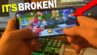 Fortnite BROKE my Account AGAIN... during the Solo Cash Cup!
