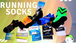 Running Socks, do they matter?