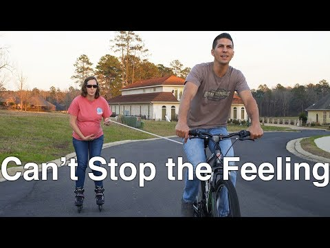 Can't Stop the Feeling (Childbirth Parody - Justin Timberlake - Can't Stop the Feeling)