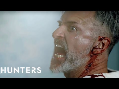 HUNTERS   First Look  New Series Premiering In April 2016  SYFY