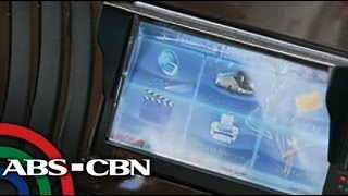 Speed limiter for bus, proposed by JV Ejercito