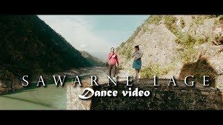 Sawarne Lage || Mitron || Dance Choreography || Abhi & Arti ||Jackky & Kritika