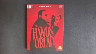 THE HANDS OF ORLAC Unboxing Video