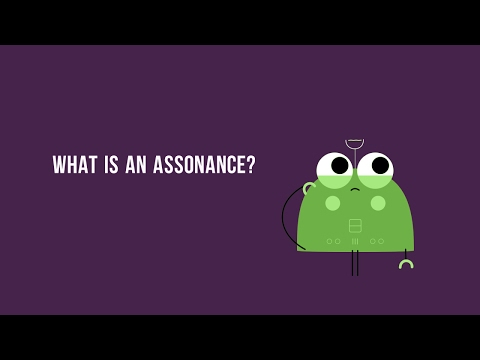 Assonance - Lit term