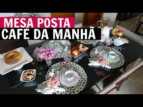 MESA DE CAFÉ DA MANHÃ | #mesaemdetalhes