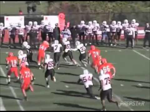 Jamal Williams Taunton High School Running Back 33