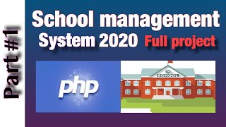 Campus Management System Step by Step Using CORE PHP PART 1 Installing AdminLTE