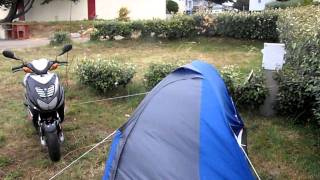 Camping Ste Marie/mer coup de vent