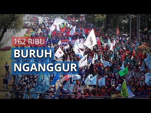 Gara-gara Pandemi, 162 Ribu Buruh di DKI Jakarta Jadi Pengangguran, Pemkot Buka Suara - 동영상
