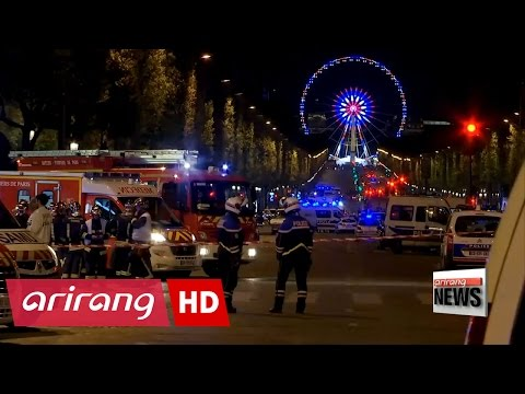 One police officer killed, two wounded in Paris shooting