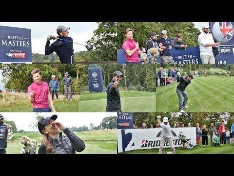 British Masters Pro-Am Course Vlog!