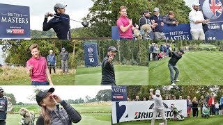 British Masters Pro-Am Course Vlog!
