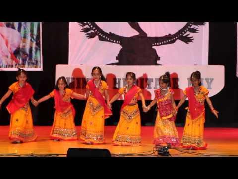 Hindu Heritage Day 2016:  Meri Chunar uda uda jaye by Nritya Anjali School of Dance
