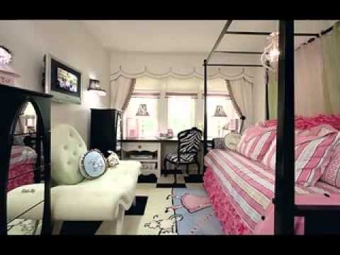 DIY Paris themed room decorating ideas - YouTube
