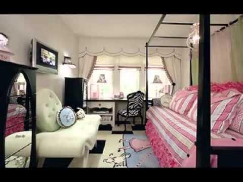 Diy Paris Themed Room Decorating Ideas Youtube