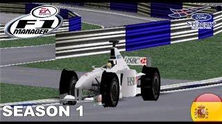 F1 Manager - Stewart GP - Season 1 - Spanish GP