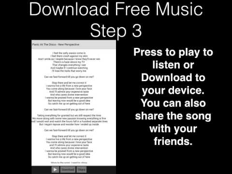 Mp3 music downloader pro video