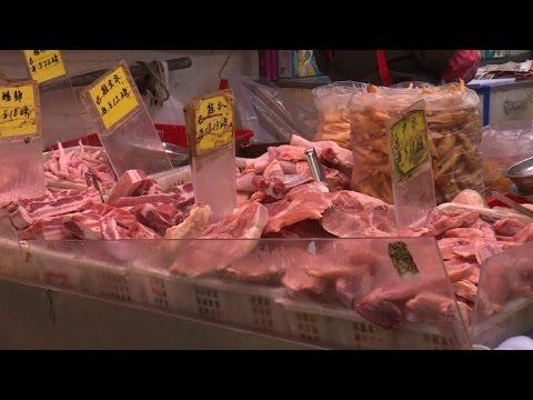 Hong Kong retira do mercado carne supostamente adulterada