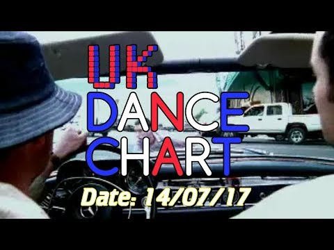 UK TOP 40 - DANCE SINGLES CHART (14/07/2017)
