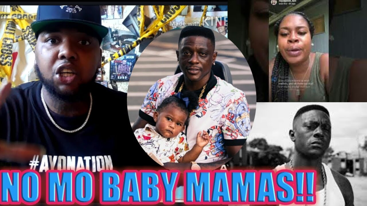 """Boosie's 1st Cousin """"DESTROYS"""" his THIEVING BABY MAMA!!
