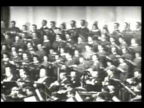 Toscanini - Beethoven Symphony No.9 (6/7)