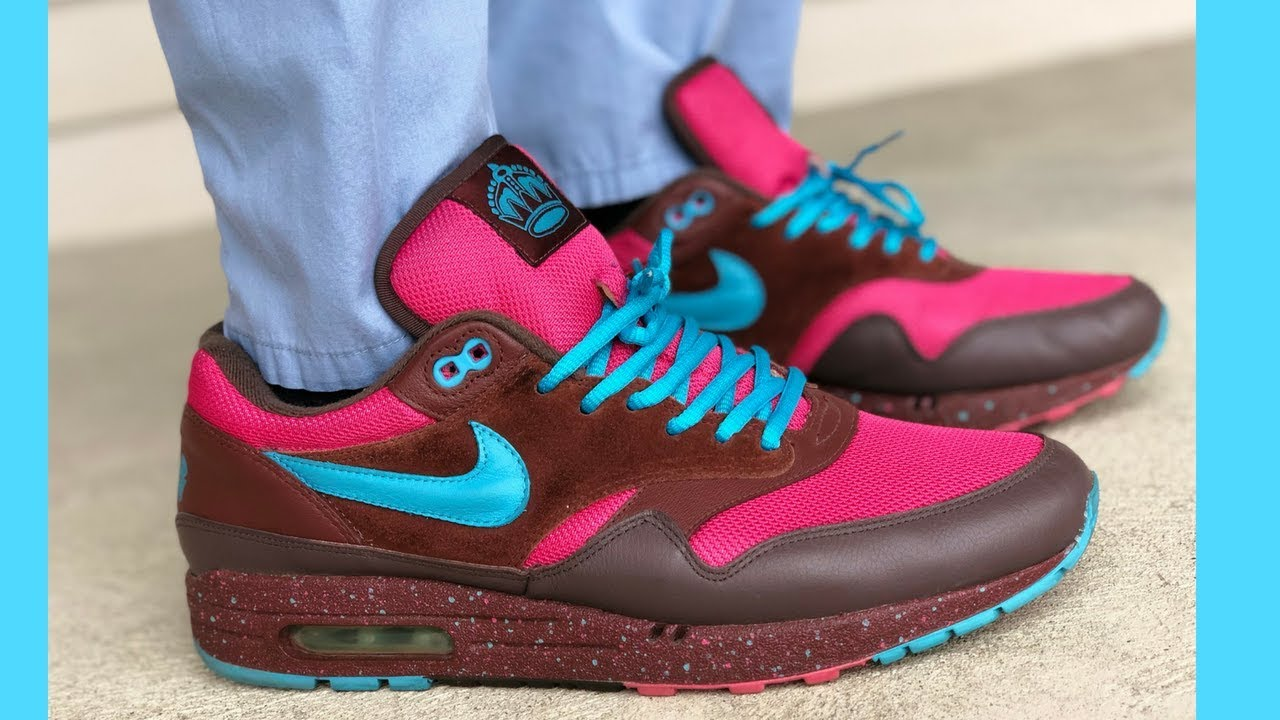 On Feet Parra Air Max 1 Amsterdam History   Review - Hypebeast History 50770969c