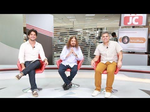 José Pimentel  na TV JC