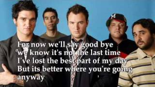 New Found Glory - Sonny lyrics