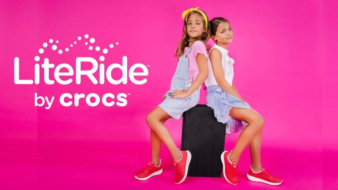 New Crocs LiteRide Kids Product Review